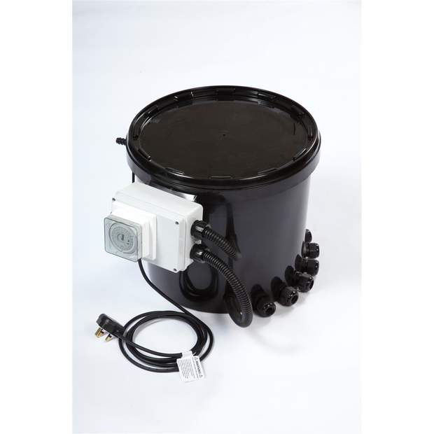 IWS Deep Water Culture System 12 POT inkl. Flextank 250l