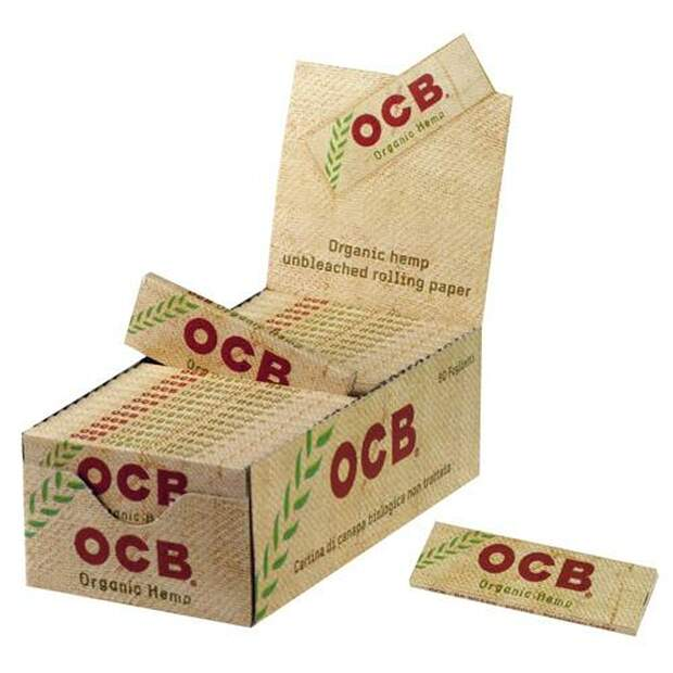 OCB Organic Hemp Kurz VE