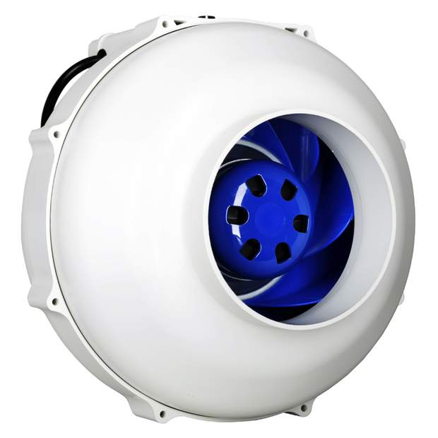 Prima Klima EC Ventilator Blue 680m³/h 125mm Multispeed RJEC