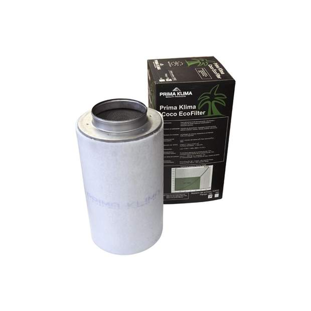 Prima Klima ECO Edition Carbon Filter 170m³/h 125mm Flansch  B-Ware
