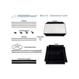 Homebox Modular Basis-Set 3