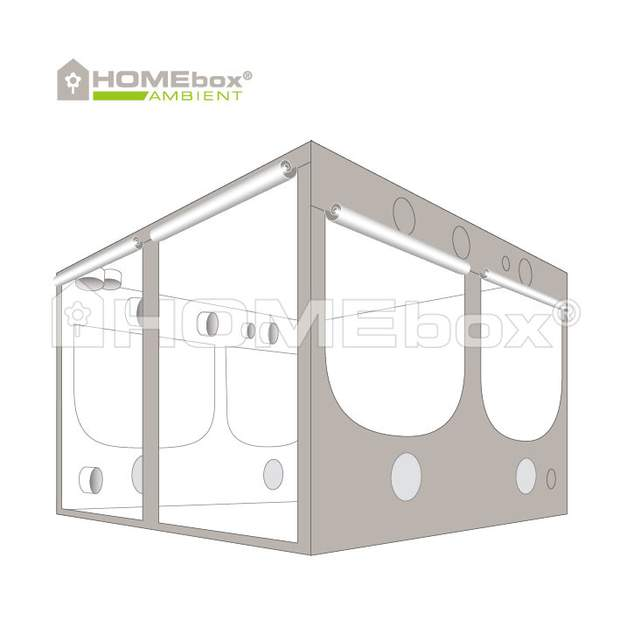Homebox Ambient Q300 Rahmen